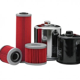 KN-652 HIGH PERFORMANCE OIL FILTER K&N