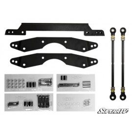 2008-2014 POLARIS RZR 800 LIFT KIT - 1.5 INCH to 3 INCH ADJUSTABLE