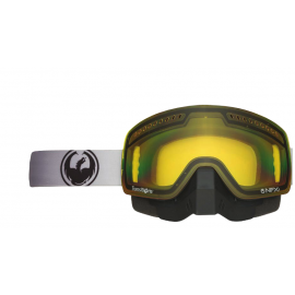 LUNETTES DRAGON NFXs SNOW TRANSITIONS, STRETCH/TRANS YEL