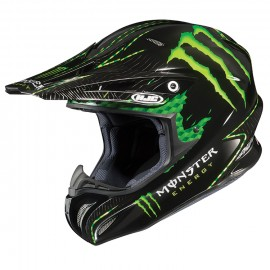 CASQUE HJC RPHA X NATE ADAMS MONSTER