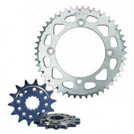 520-39T REAR STEEL SPROCKET