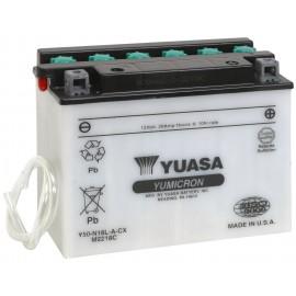 BATTERIES YUASA YuMICRON CX, 12 volts
